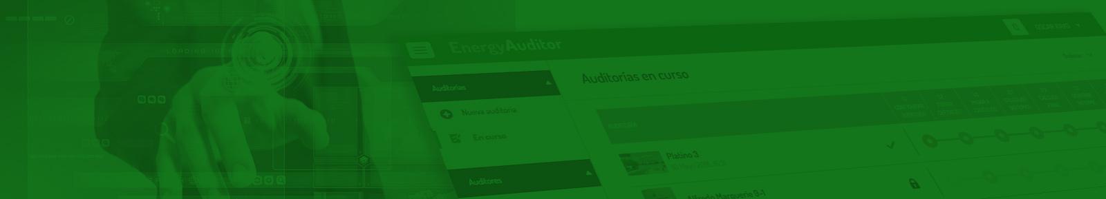 Auditoría Energética con App